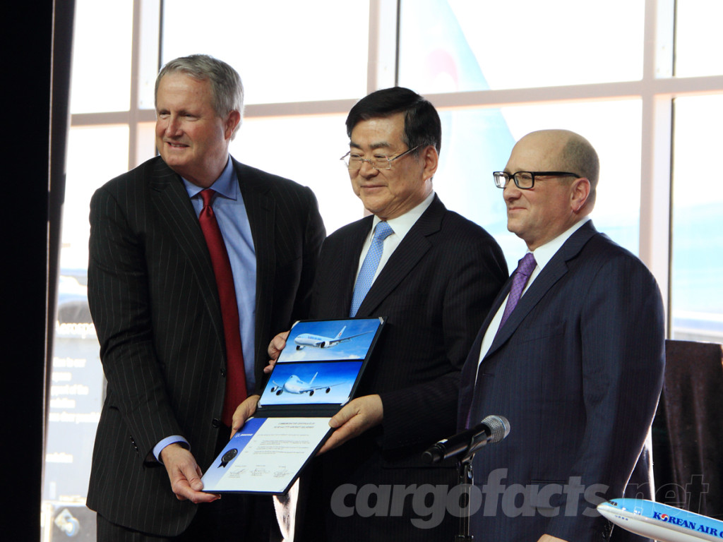 Korean Air Cargo - Handover
