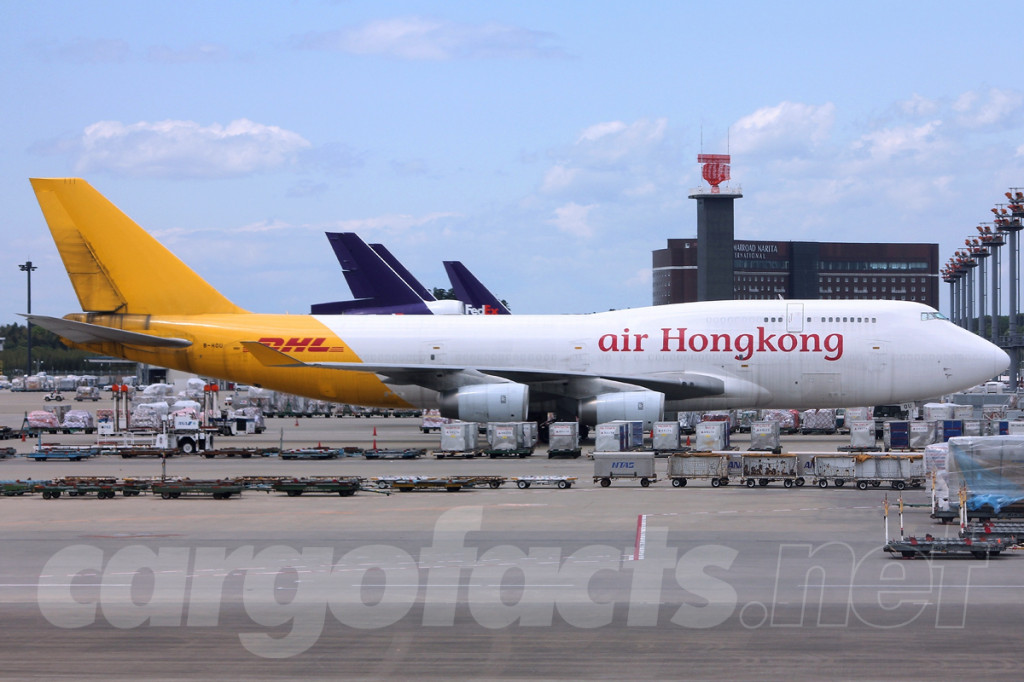 Air Hong Kong 747-400BCF
