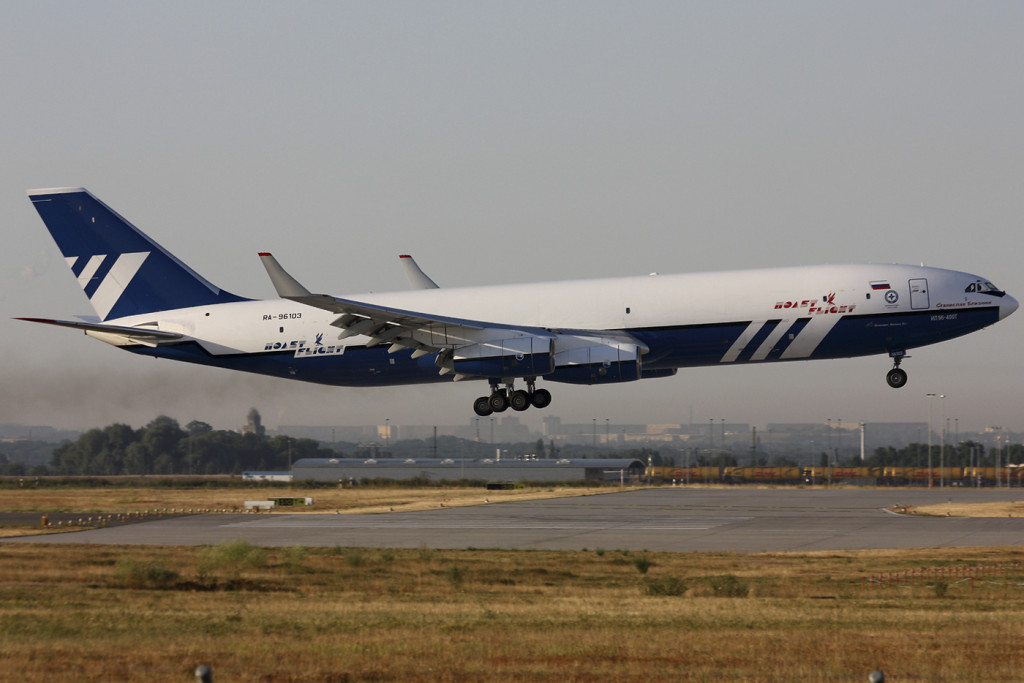 Polet IL-96-400T Tony Filler