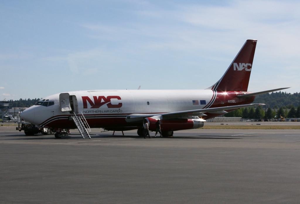 Northern Air Cargo 737-200SF