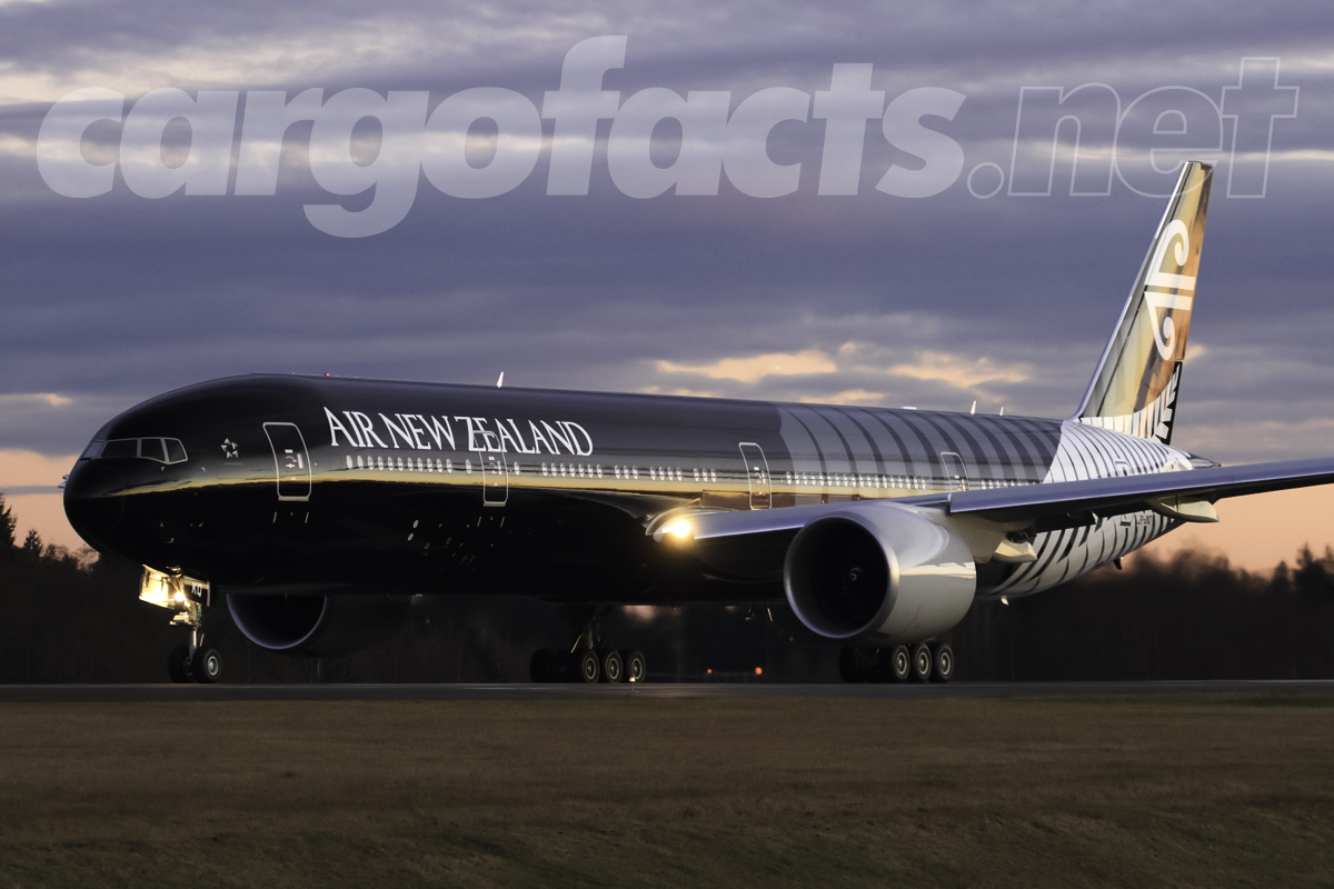 Air New Zealand All Blacks 777-300ER