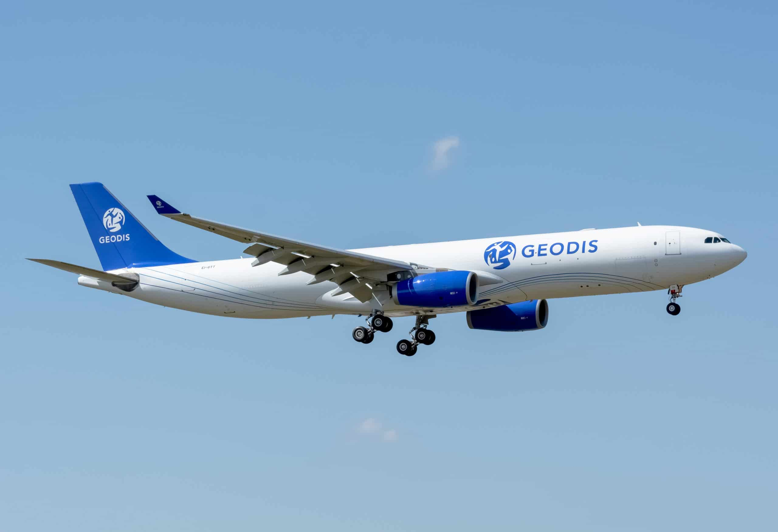 Spotted: Forwarder Geodis moves into own-controlled A330P2F ops